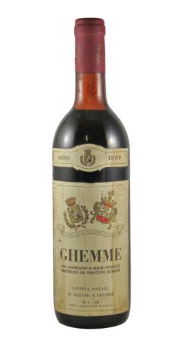 1969 Ghemme Wijn